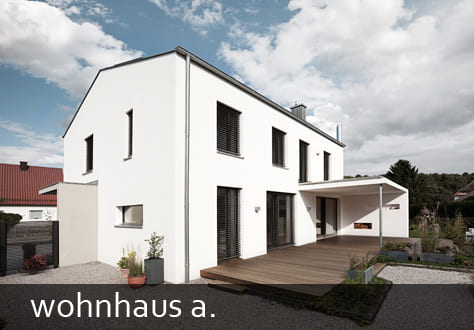 wohnhaus a.